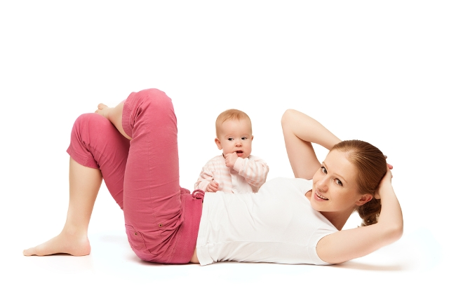 Фитнес мама и малыш СПб.